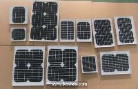 Tấm Pin năng lượng mặt trời khung nhô...